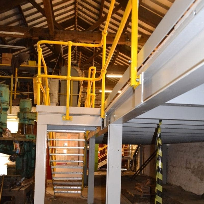 Mezzanine Floors (Industrial and Commercial) 8