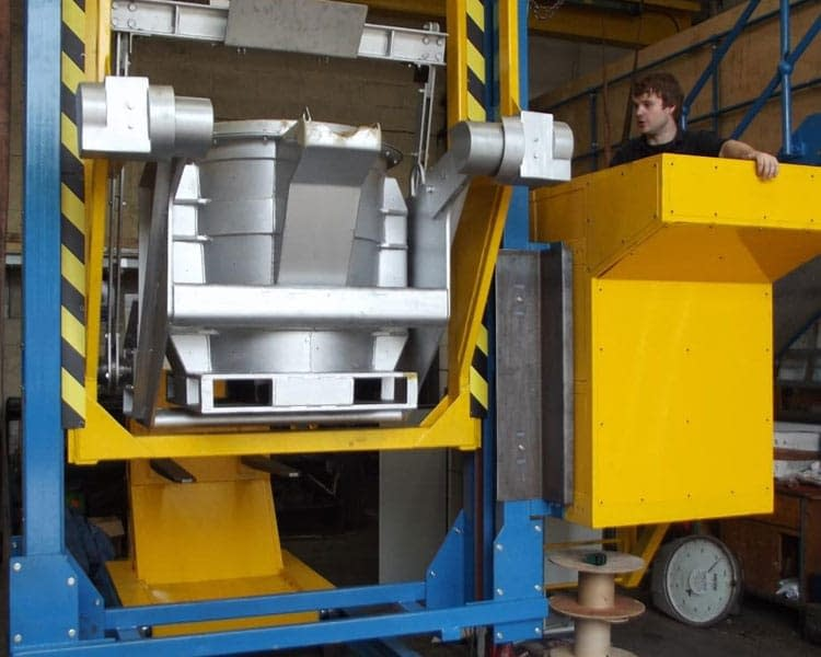 Auto Pouring Systems 5