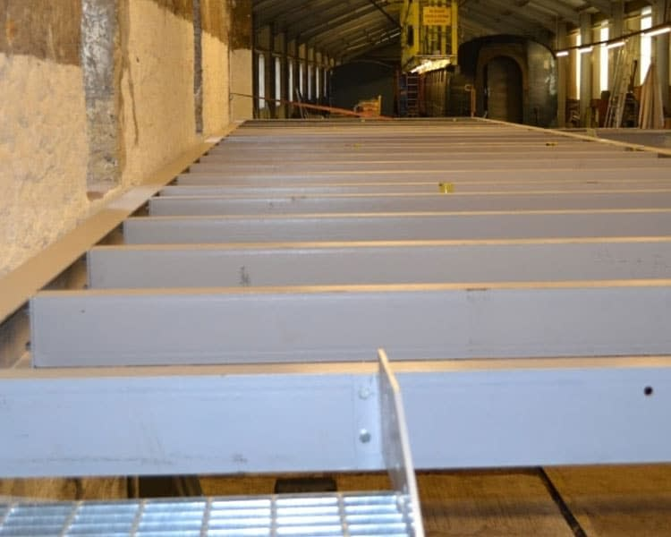 Mezzanine Floors (Industrial and Commercial) 3
